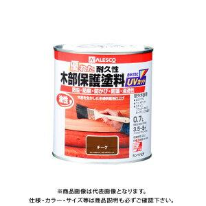 カンペハピオ 油性木部保護塗料 チーク 0.7L 00237643511007