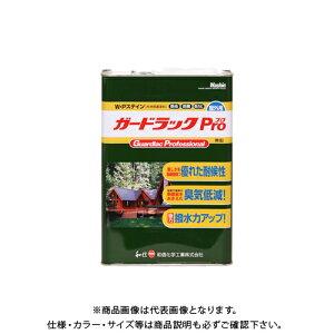 和信ペイント ガードラックプロ オリーブ 4L #952106