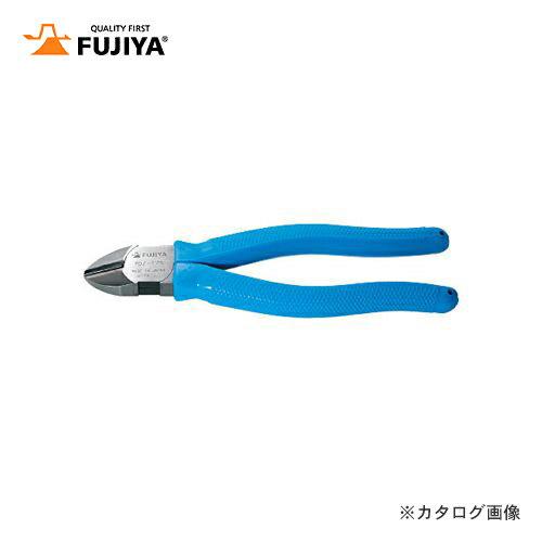 フジ矢 FUJIYA 電工強力ニッパ 175mm 70Z-175
