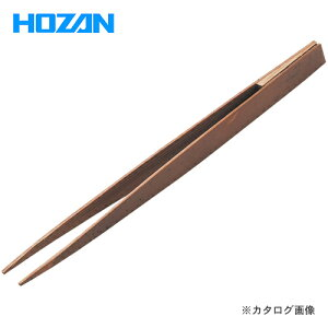 ホーザン HOZAN ESD竹ピンセット P-863-150