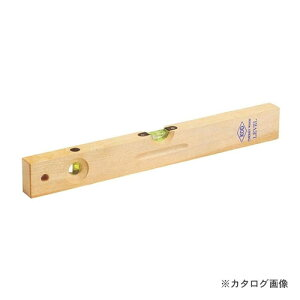 ■【送料別途】【直送品】KOD アカツキ製作所 [10セット] 木水平器(パック) L2A-450 003027