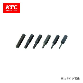 KTC板ラチェット差替えドライバ用ビットセットTDH6