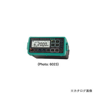 共立电气仪表KYORITSU数码绝缘、接地电阻计KEW 6022