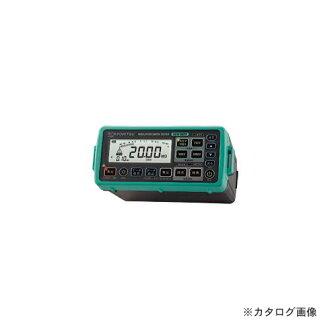 共立电气仪表KYORITSU数码绝缘、接地电阻计KEW 6023