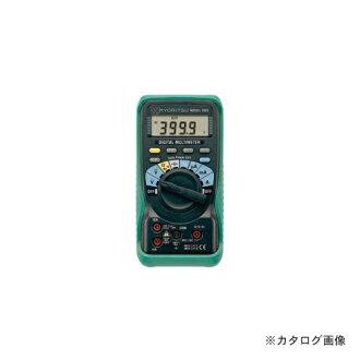 共立电气仪表KYORITSU数码万用表球杆万用表MODEL 1009