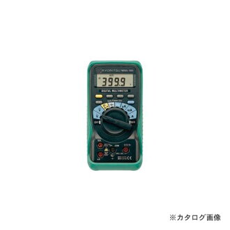 KYORITSU (Kyoritsu electrical instruments) digital multimeter キューマルチメータ MODEL 1009