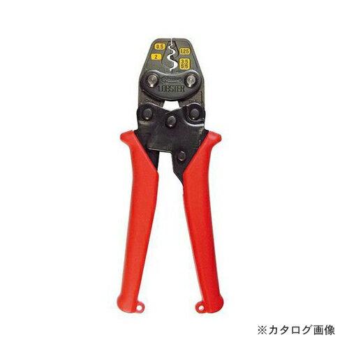【お買い得】エビ ミニ圧着工具 銅線用裸圧着端子・裸圧着スリーブ(P.B)用 AK2MA