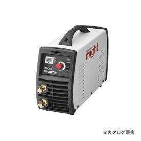 【6月25日はWエントリーでP14倍!】【お買い得】マイト工業 新型デジタル直流インバータ溶接機 MA-2125DF