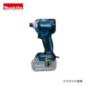 牧田Makita 18V充电式冲击司机蓝(只本体)TD170DZ