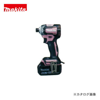 Makita Makita 18 V Rechargeable impact driver pink (body only) TD170DZP