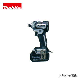 Makita Makita 18 V Rechargeable impact driver white (body only) TD170DZW