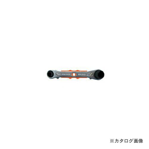 ネグロス電工 MAK1823 ラチェットメガネレンチ