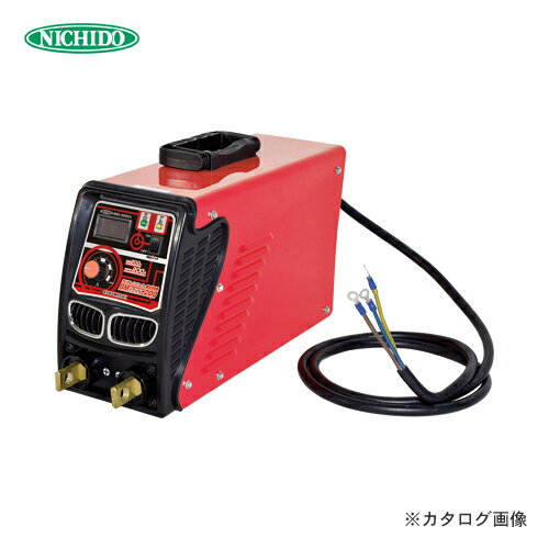 【お買い得】日動工業 単相200V専用 200A デジタル表示タイプ 溶接機 BM2-200DA