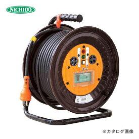 日動工業 三相200V 一般型 電工ドラム (30m) ND-EB330-20A