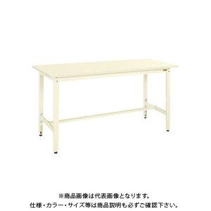 【直送品】サカエ 軽量高さ調整作業台TKK8タイプ(スチールカブセ天板) TKK8-189HCI