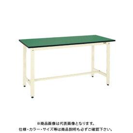 【4/1はWエントリーでポイント19倍相当!】【直送品】サカエ SAKAE 軽量立作業台KDタイプ(改正RoHS10物質対応) 組立式 1800×600×900 グリーン KD-68FE