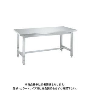 【直送品】サカエ SAKAE ステンレス作業台(重量タイプ) 1500×750×740 SUW4-157
