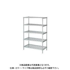 【直送品】シンコー ステンレスラック 888×438×1800 RS5-9045