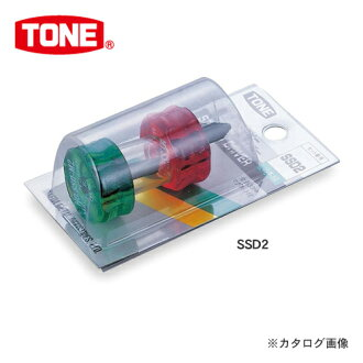 Maeda metal industries tonnay TONE Super Mini stubby screwdriver set SSD2
