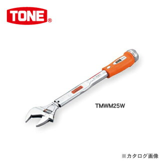 TONE( Tone) monkey type torque wrench TMWM25W
