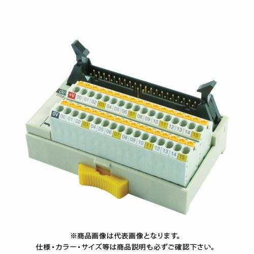 TOGI スプリングロック式コネクタ端子台 PCX-1H40-TB34-O4