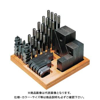 スーパーツールクランピングキット(M10)T溝:12S1210-CK
