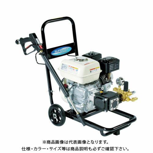 運賃見積り 直送品 スーパー工業 エンジン式高圧洗浄機SEC-1012-2N SEC-1012-2N
