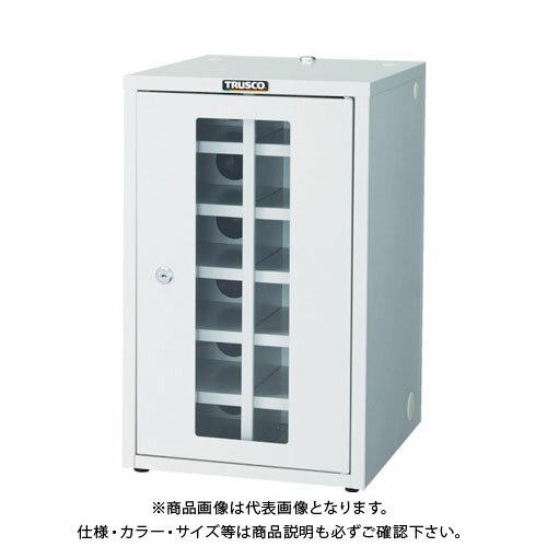 【個別送料2000円】【直送品】 TRUSCO スマホ デジカメ収納ロッカー 12台用 SPL-12