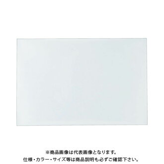 Trusco TRUSCO Whiteboard plain and magnet sheets type 450X600 TWM-6045