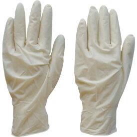 【4/1はWエントリーでポイント19倍相当!】ダンロップ EX100 天然ゴム極うす手袋 L100枚入 7621