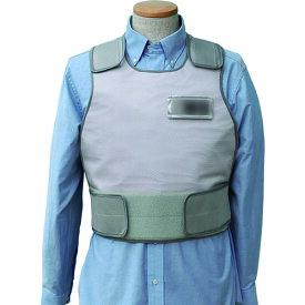 【直送品】グリーンクロス 救急・接客耐刃防護衣 防護部:前面のみ JGH-F1 6300000042