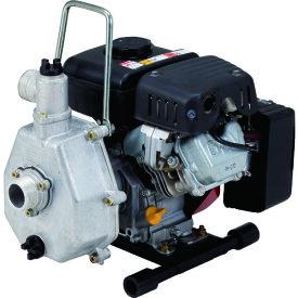 【直送品】ツルミ 排水用エンジンポンプ 口径25mm TE4-25MY
