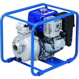 【直送品】ツルミ 排水用エンジンポンプ 口径50mm TE6-50AF