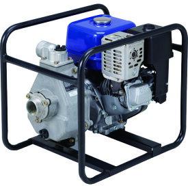 【直送品】ツルミ 排水用エンジンポンプ 口径50mm TEH3-50AG