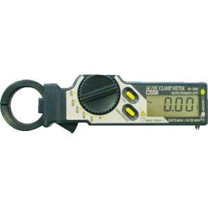 マルチ 交流・直流両用クランプ式電流計 MODEL-280