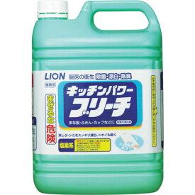 ライオン キッチンパワーブリーチ5kg BLKB5