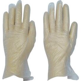 【4/1はWエントリーでポイント19倍相当!】ダンロップ ビニール極うす手袋 100枚入 M 7553