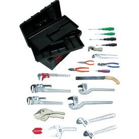 スーパー プロ用配管工具セット(スタンダードタイプ) H4000S