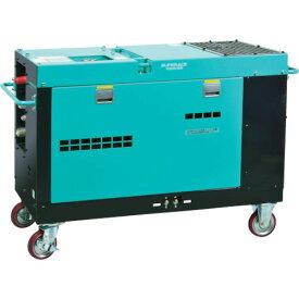 【直送品】スーパー工業 ディーゼルエンジン式 高圧洗浄機 SEL-1450SSN3防音型 SEL-1450SSN3