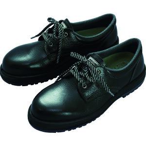 ミドリ安全 女性用ゴム2層底安全靴 LRT910ブラック 22.5cm LRT910-BK-22.5
