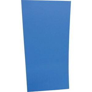 【運賃見積り】【直送品】ミナ プラスチックダンボール ミナダン養生シート 25030YB 2.5mmx910mmx1820mm ブルー 20枚 MD25030YB