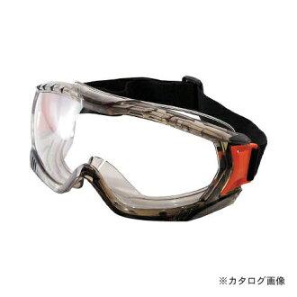 Trusco 中山 TRUSCO 安全护目镜 (密封和软适合类型) TSG-501 米