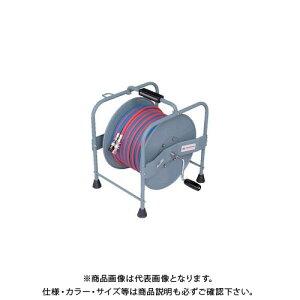 【今週のポイント5倍】TASCO タスコ 溶接用ホースリール(カプラ付)20m TA381R-20