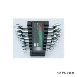 塔克斯科TASCO TA735MA 8种组两口扳手安排