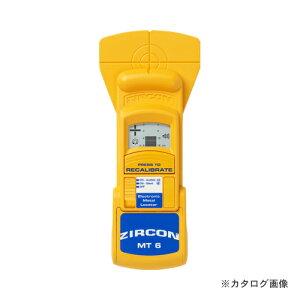ジルコン ZIRCON 金属探知機 メタルスキャナー MT6 TA404RD