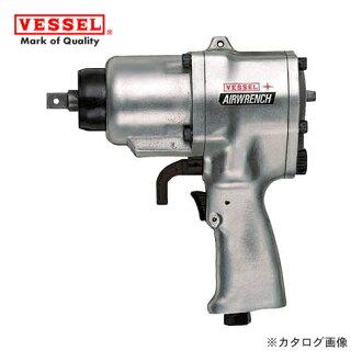 贝赛尔VESSEL空气冲击扳手双铁锤(普通螺栓径12-16mm)GT-P14W