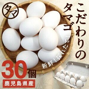【送料無料】九州育ちの絶品たまご30個こだわり新鮮なとろ〜りたまご品質・衛生すべて管理された安心・安全なたまご【生卵/タマゴ/たまご】|南九州産 お取り寄せ おとりよせ 国産 玉子 ギ