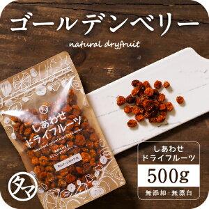 【送料無料】ゴールデンベリー500g(250g×2袋)美容と健康のスーパーフードとして注目を集めるゴールデンベリーフルーティーな独特の香りと食感で、甘酸っぱくグミのような食感が人気の