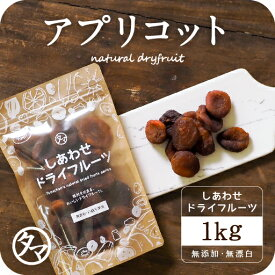 【送料無料】ドライ アプリコット(1kg/トルコ産/無添加)爽やかな酸味とほんのり感じる甘みがたまらない!|ドライフルーツ 無添加 砂糖不使用Natural dry black apricot オーガニック 有機JAS認定