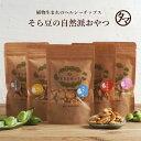 選べる美味しさ!そらまめっち(そら豆チップス)1袋から送料無料植物性の栄養を楽しむソラマメ健康おやつシリーズ|ス…